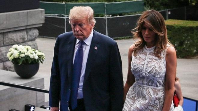 La Covid Peut Elle Terrasser Donald Trump
