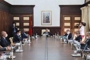 Le Conseil De Gouvernement Adopte Le Plf 2021