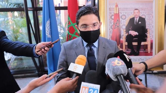 Le Maroc, une référence en matière de paix et de stabilité en Afrique