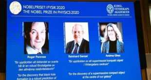 Le Nobel De Physique à Un Trio D'experts