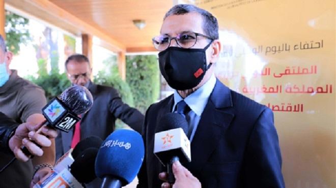 Le Gouvernement Veille à Assurer Un Environnement Favorable à L'autonomisation Des Femmes Marocaines