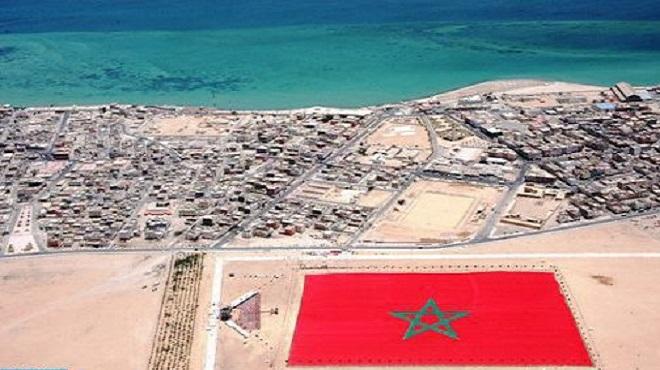 Sahara la décision US un pas historique