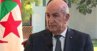 Le président algérien admis dans un hôpital militaire
