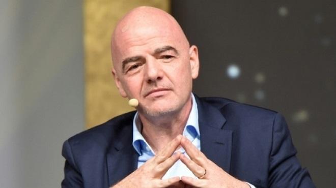 Le président de la FIFA testé positif au Covid-19