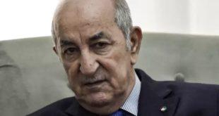 Le président algérien Tebboune contaminé, mis à l'isolement