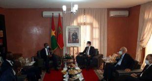 L'ouverture d'un consulat du Burkina Faso à Dakhla est en conformité avec sa position de soutien à la marocanité du Sahara