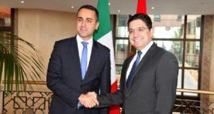 Maroc-Italie Une amitié séculaire (agence de presse