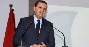 Mohamed Bachiri, Nouveau Dg De L'usine De Renault Tanger