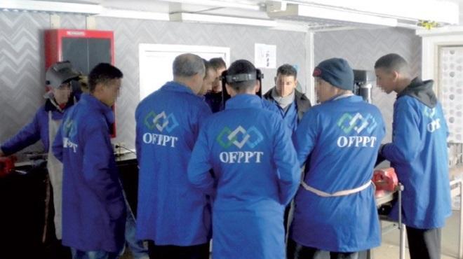 OFPPT Les offres de formation pour la rentrée 2020-2021