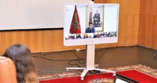 Relance Post-Covid la diplomatie économique se mobilise conformément aux Très Hautes Instructions Royales