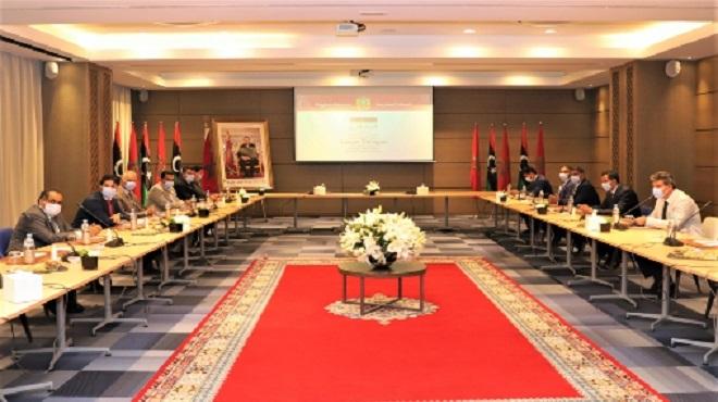 Reprise Du Dialogue Inter Libyen à Bouznika