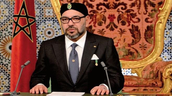 SM le Roi adresse un discours à l'ouverture de la 1-ère session de la 5-ème année législative