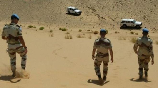 Sahara Le Polisario Mis à L'index Pour Ses Violations Des Accords Militaires