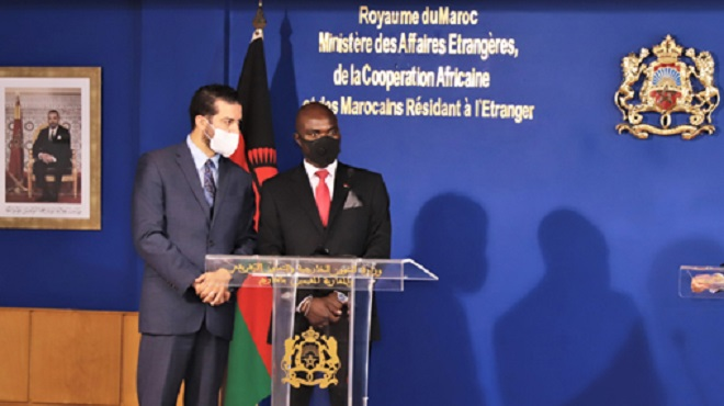 Sahara Marocain Le Malawi soutient une solution dans le cadre de la souveraineté marocaine