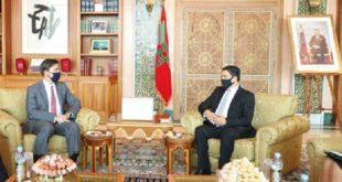 Visite au Maroc du Secrétaire à la Défense US, Mark Esper