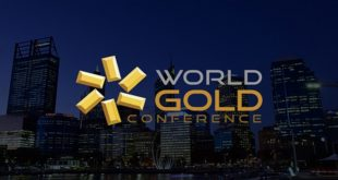 World Gold Conference 2020 Le 23 Novembre à Dubaï