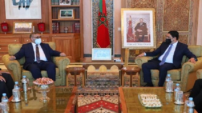 libye Il n'y a aucune alternative à l'accord de Skhirate qui constitue la référence