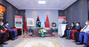le-groupe-d'amitie-parlementaire-costa-rica-maroc-salue-le-role-du-royaume-dans-l'accord-de-cessez-le-feu-en-libye