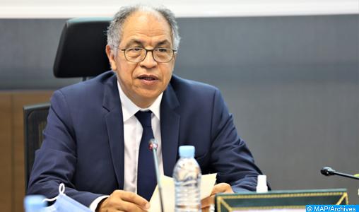 conseil-international-d'action-sociale-:-driss-guerraoui-elu-president-de-la-region-mena