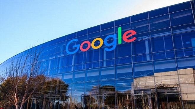 Google États américains