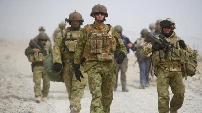 Afghanistan Crimes De Guerres Australiens