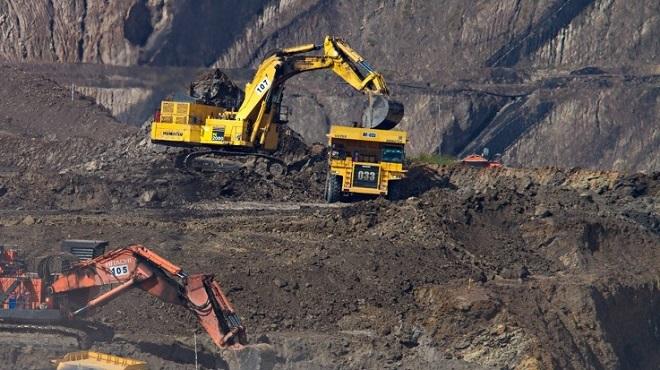 Afrique du Sud Contraction de 2,8% de l'industrie minière