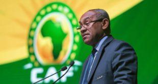 Ahmad Ahmad Suspendu Pour 5 Ans Par La Fifa