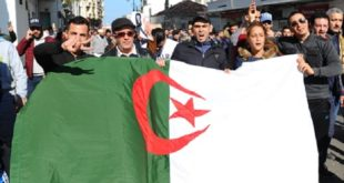 Algérie un vieux parti de l'opposition dénonce une crise