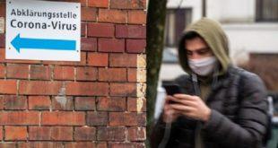 Allemagne 23.399 Nouvelles Infections En 24h