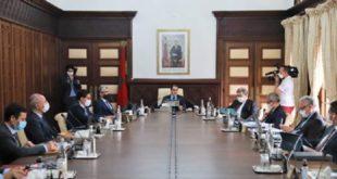 Conseil De Gouvernement Fonds Mohammed Vi Pour L'investissement