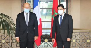 Dialogue Inter Libyen Le Drian Salue Les Efforts Importants Du Maroc