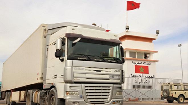 El Guerguarat | Haïti apporte son soutien au Maroc et à son intégrité territoriale