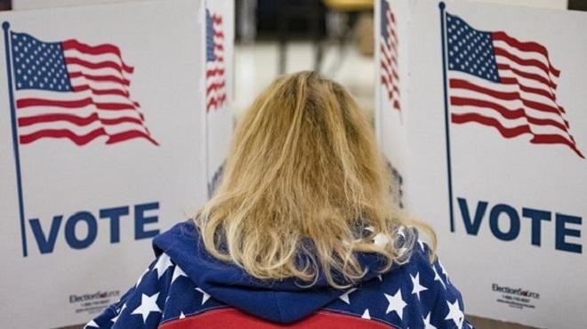 Election présidentielle des Etats Unis vote