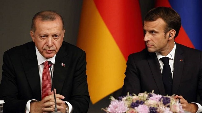 Erdogan Contre Macron