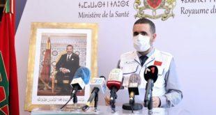 Evolution Du Sars Cov 2 Au Maroc