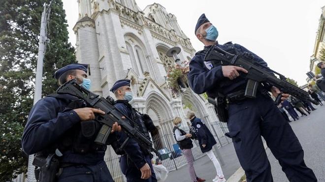 France Un prêtre blessé par balle à Lyon