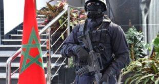 Inzegane Ait Melloul Démantèlement d'une cellule terroriste