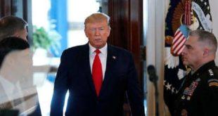 Iran Trump Frappera T Il Avant De Partir