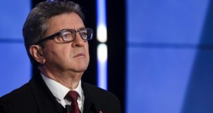 Jean-Luc Mélenchon candidat à la présidentielle 2022