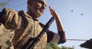 Karabakh Première guerre des drones