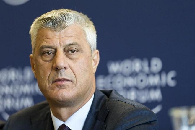 Kosovo Le président accusé