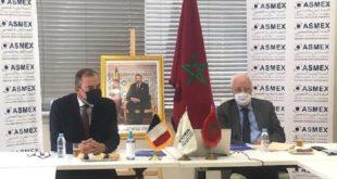 L'asmex Et Engie Services Maroc S'allient