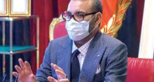 Le Roi Mohammed Vi Anticipe Le Vaccin Anti Covid