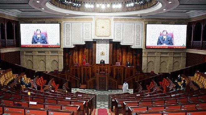 La Chambre des représentants vote vendredi le PLF 2021