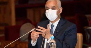 La Vaccination Anti Covid19 Couvrira Les Citoyens De Plus De 18 Ans
