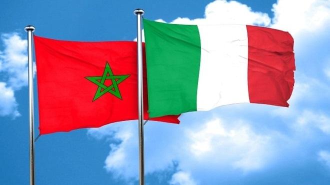 Le Maroc et l'Italie expérimentent des solutions innovantes pour fluidifier les procédures d'import export
