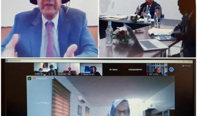 Le Maroc préside à distance la 25è session du Conseil d'administration de l'Observatoire du Sahara et du Sahel