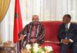 Le Président ivoirien assure SM le Roi de la solidarité et du plein soutien de son pays aux initiatives du Souverain