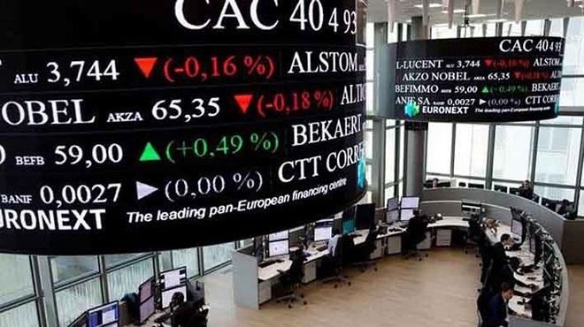 Les Bourses européennes clôturent en territoire positif