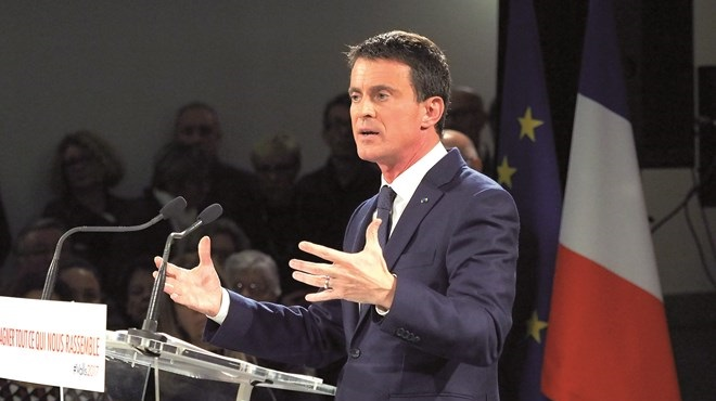 Manuel Valls Le polisario est impliqué dans le trafic d'armes, d'êtres humains et de drogues